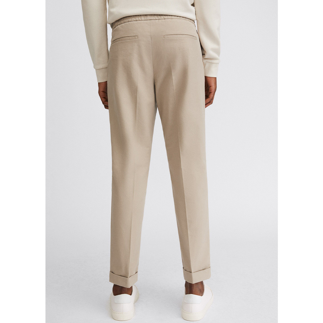 filippa k fillipa k - terry cotton pants - taupe | about lifestyle for men