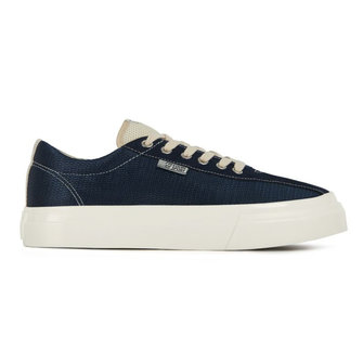 stepney workers club dellow track mesh shoe - navy
