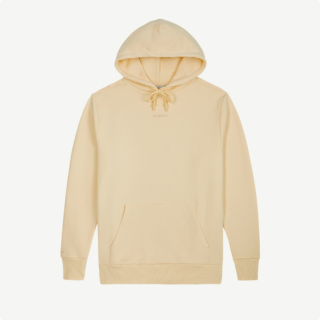 ampère samuel you are hoodie - off white