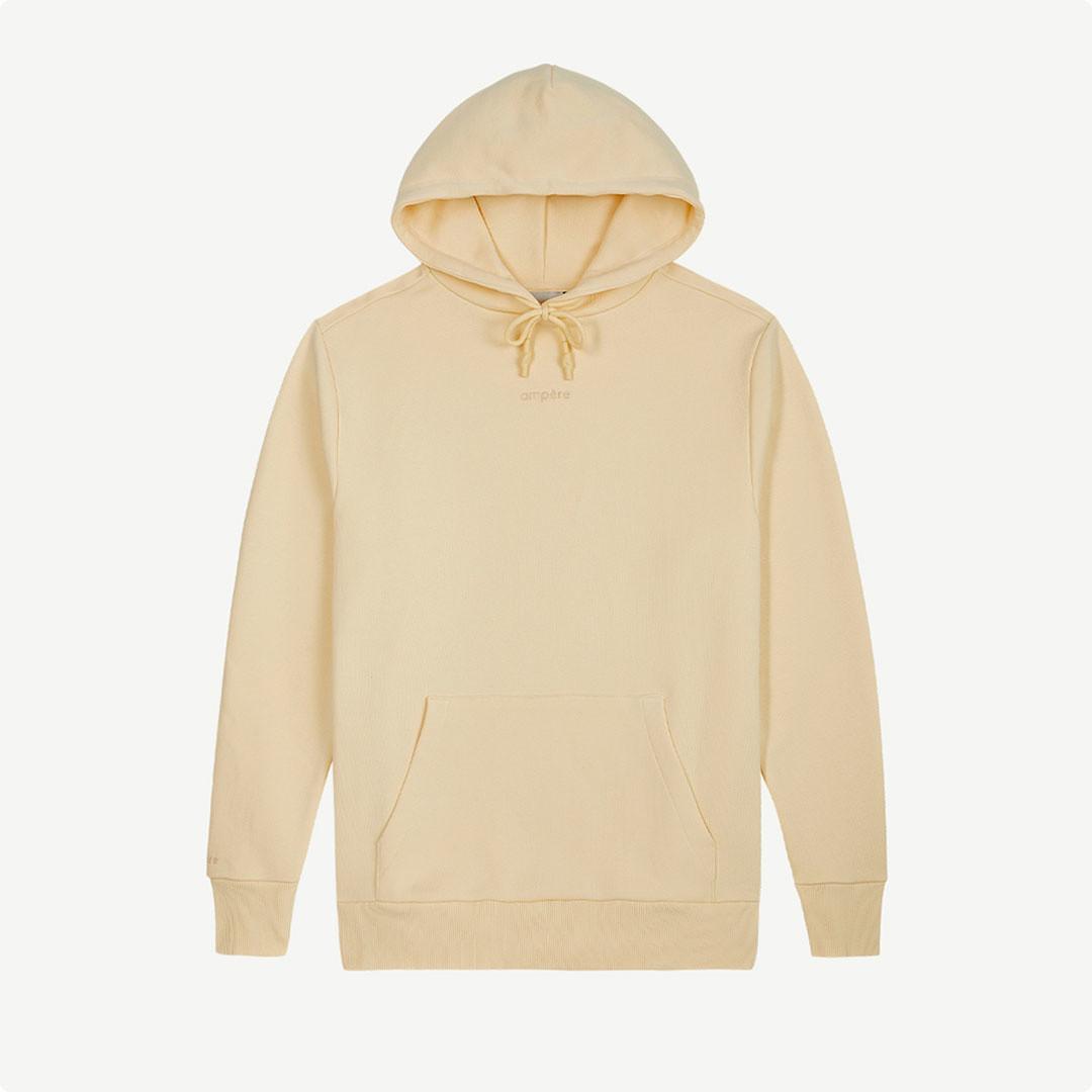 ampère Samuel I am hoodie - off white