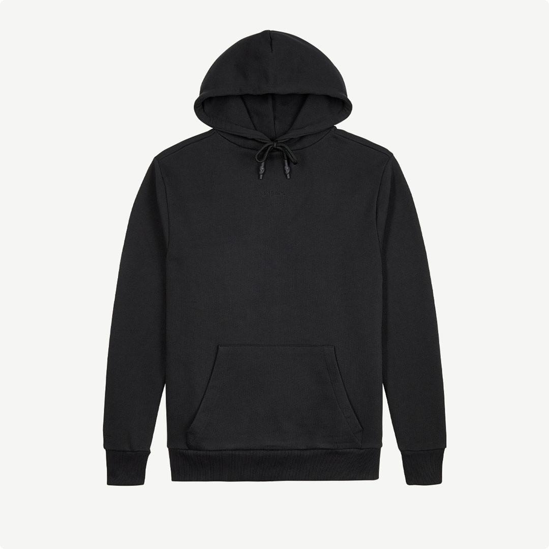 ampère samuel you are hoodie - black