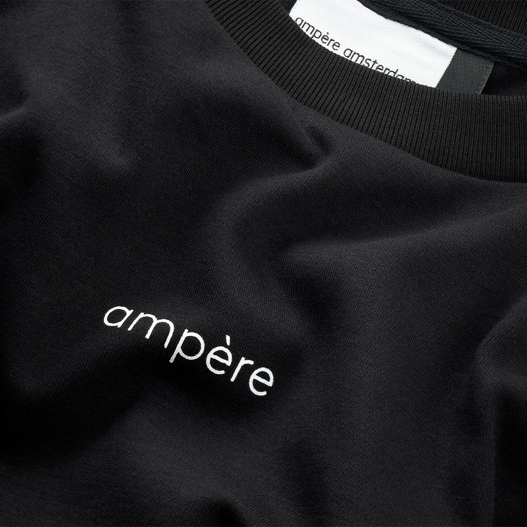 ampère august you are tee - black