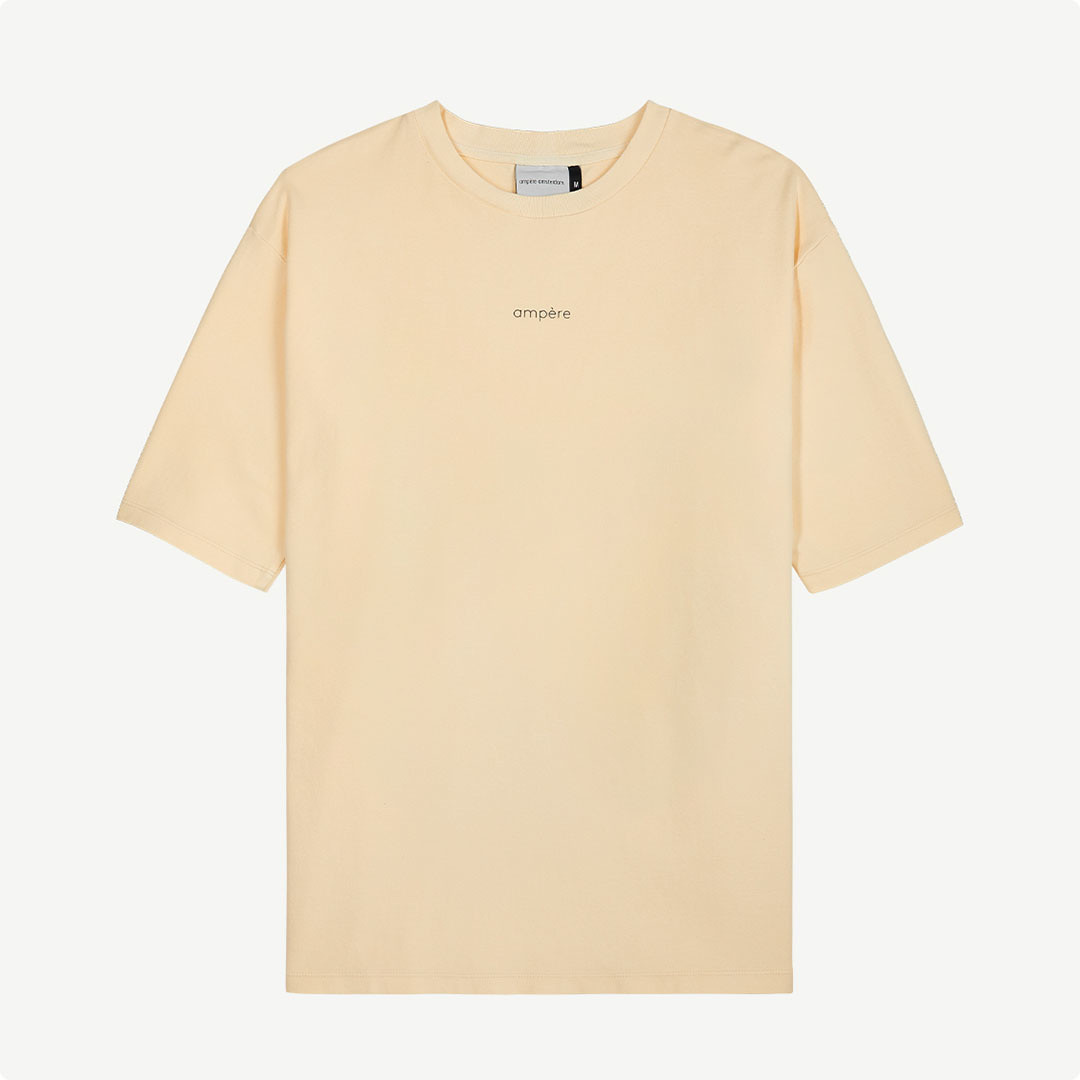 ampère august I am tee - off white