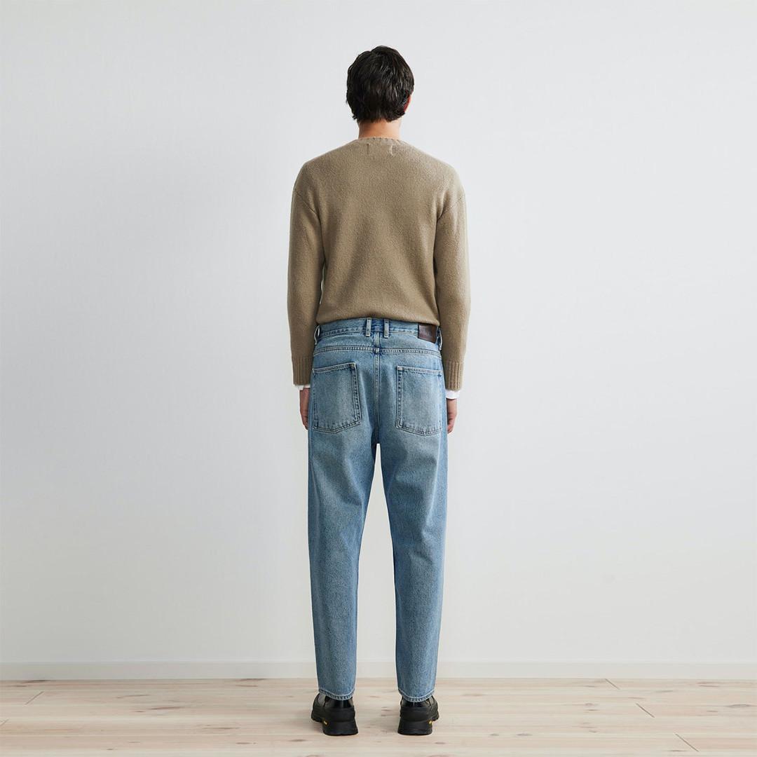 nn07 elton 1848 jeans - medium indigo