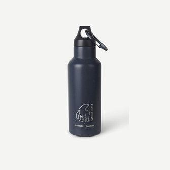 samsoe samsoe nordisk drinking bottle 500ml - india ink