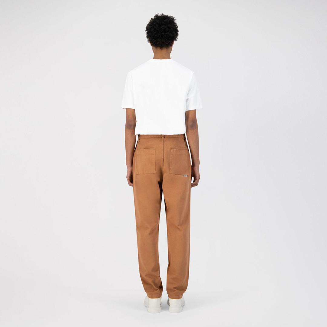 arte porter pants - brown