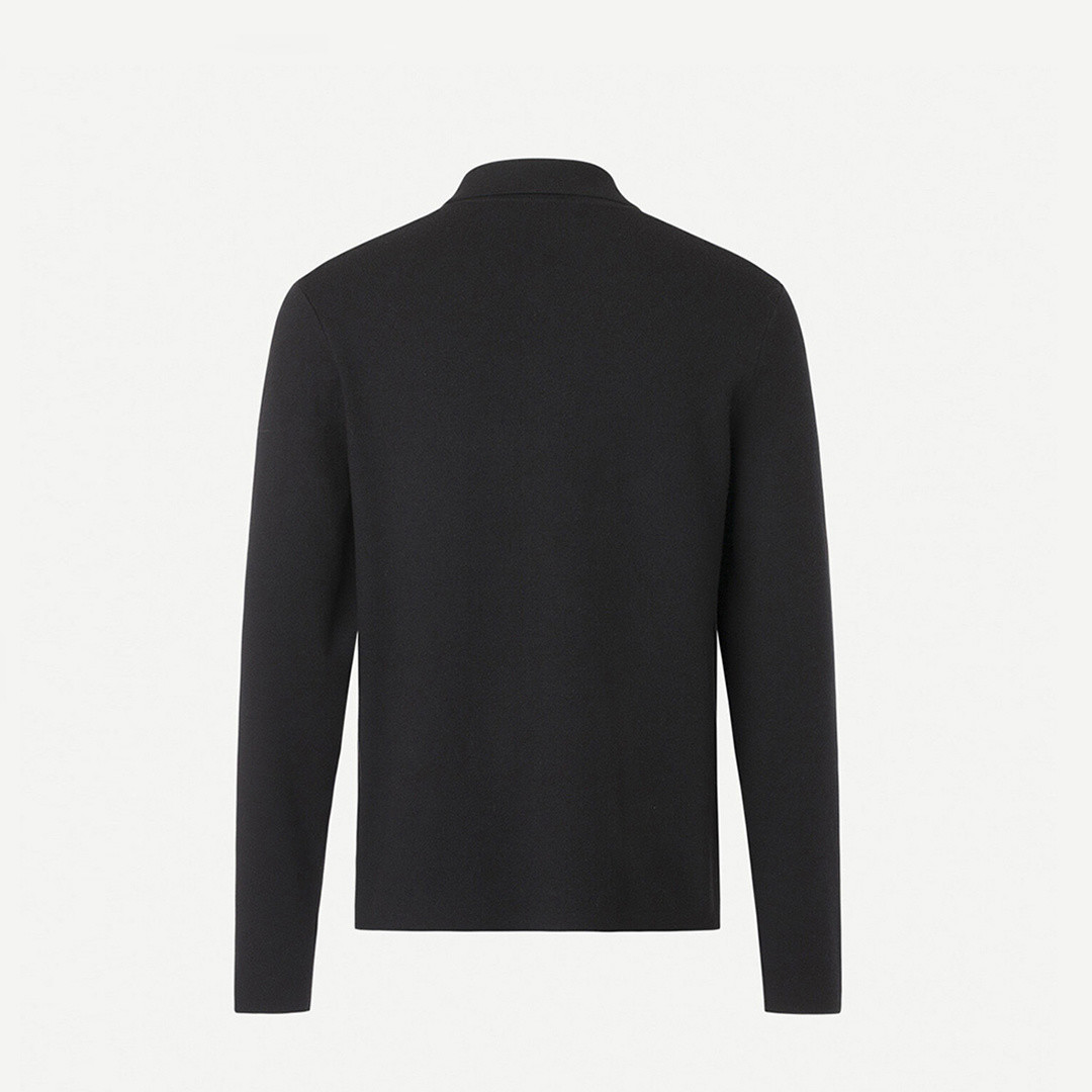 samsoe samsoe guna x 10490 shirt - black