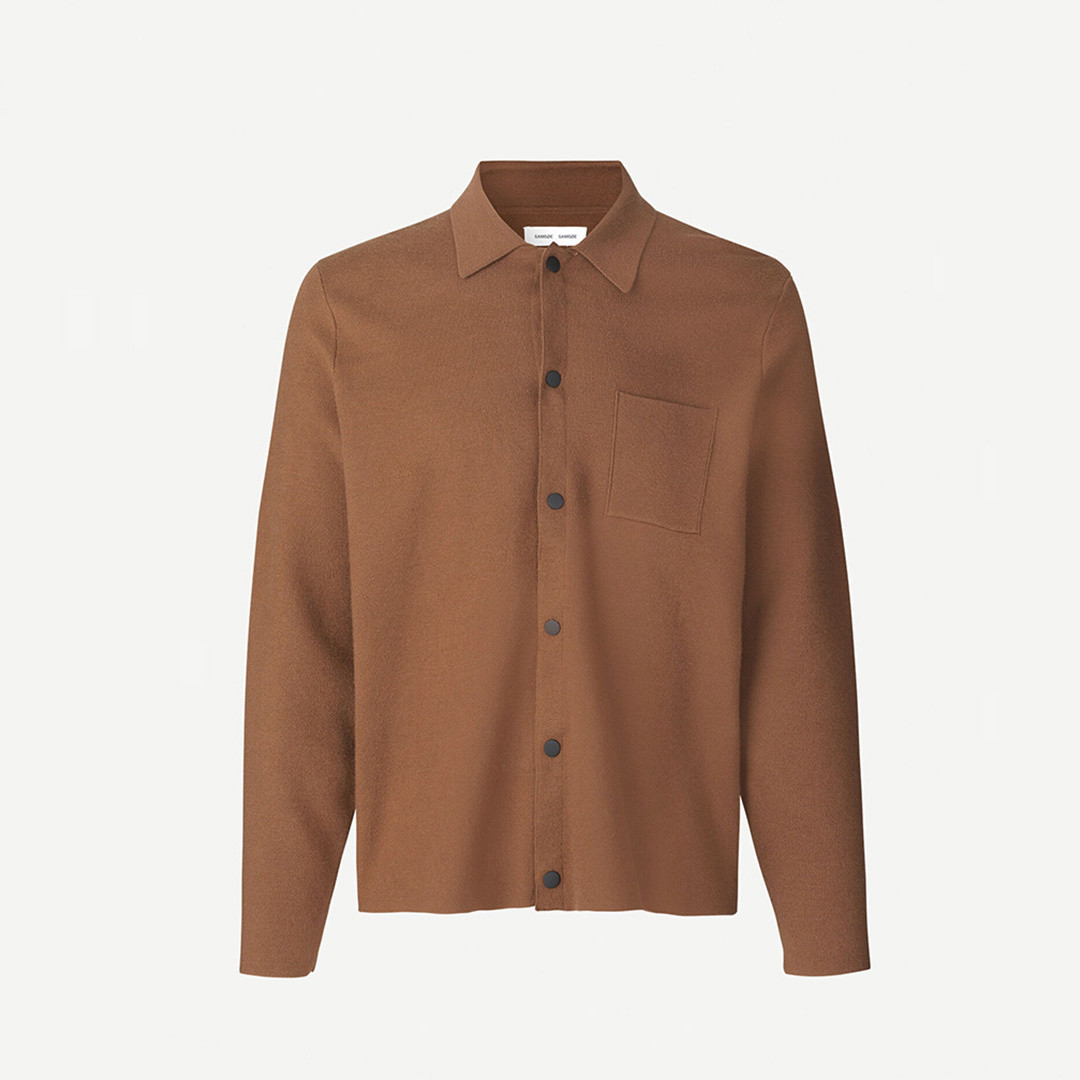samsoe samsoe guna x 10490 shirt - emperador