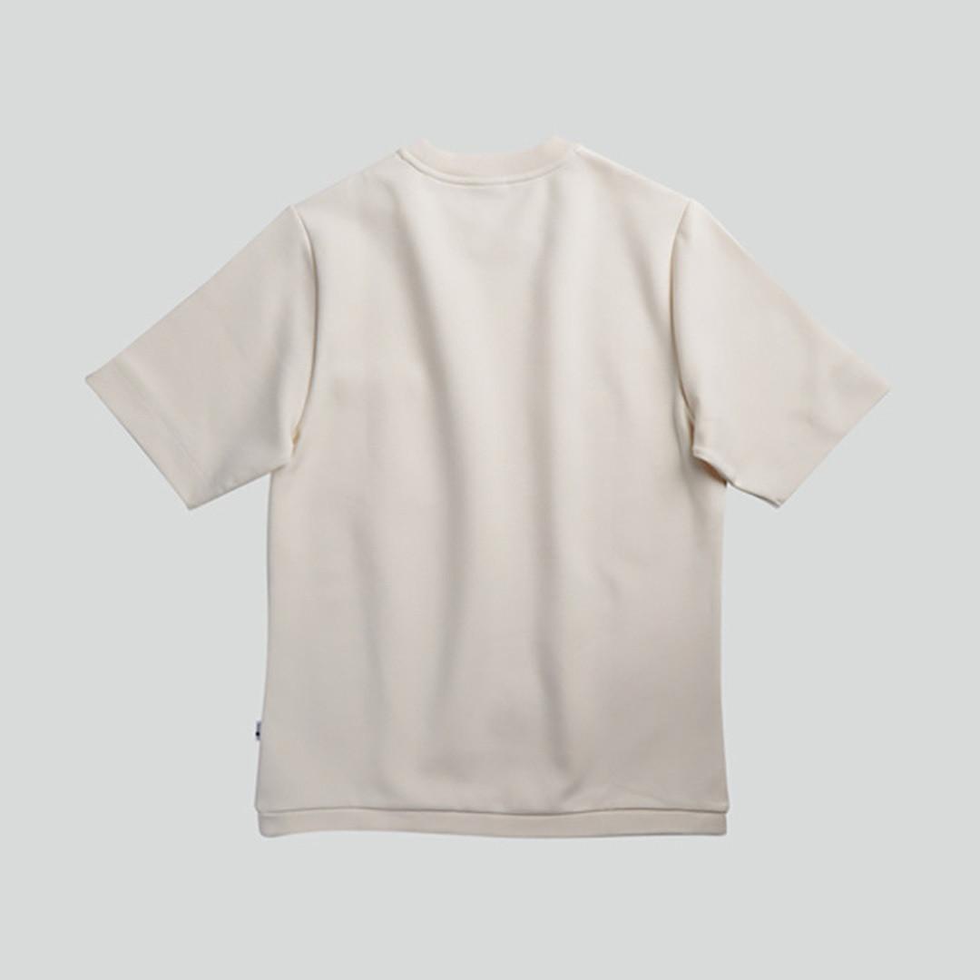 nn07 denzel 3457 tshirt - vanilla