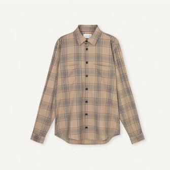 libertine libertine canyon 2108 shirt - khaki check