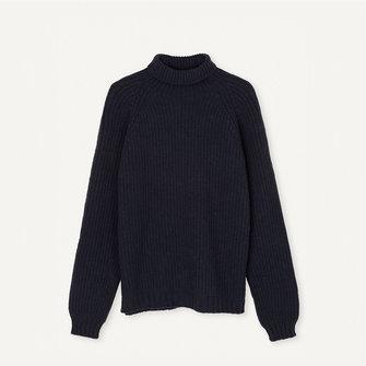 libertine libertine session 1972 shirt - dark navy