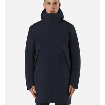 veilance monitor down coat - deep navy