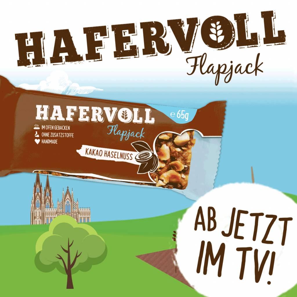BOOM! Unsere erste TV Kampagne