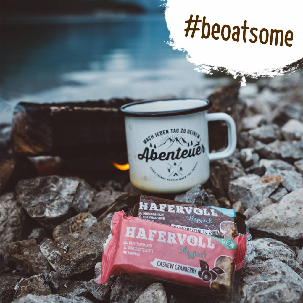 HAFERVOLL Gewinnspiel: Gewinne eine Abenteuerreise! #beoatsome