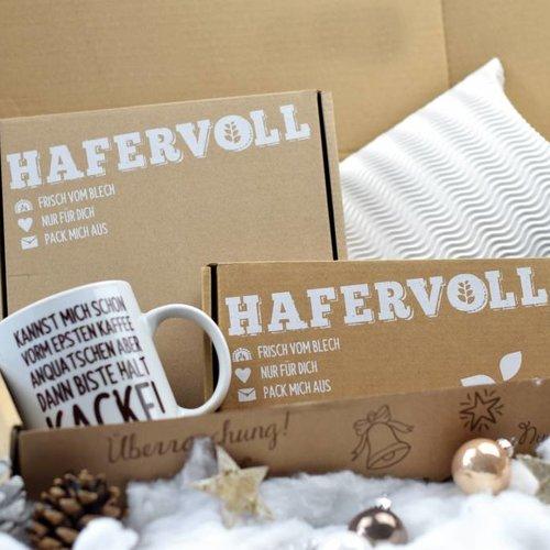Geschenkidee: Weihnachtsbox