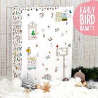 Early Bird Rabatt: Adventskalender