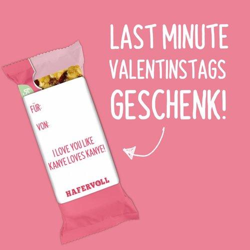 Mal wieder Valentinstag verpennt? Rettung naht: