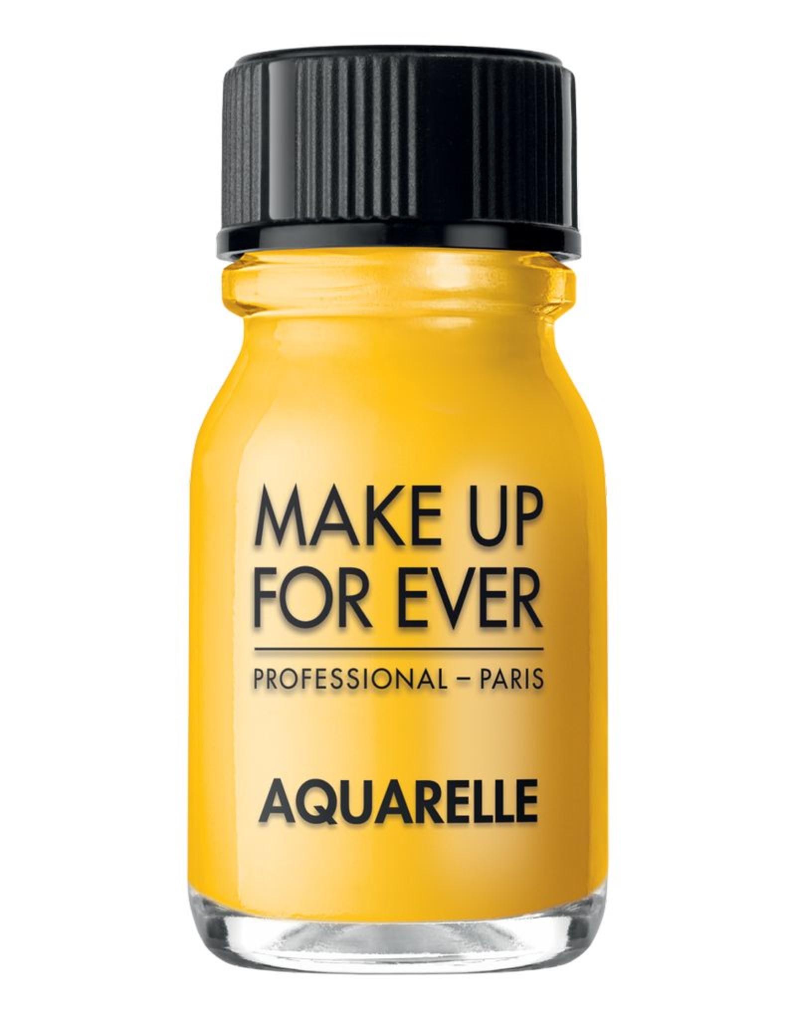 MUFE AQUARELLE 10ml N309 jaune /  yellow