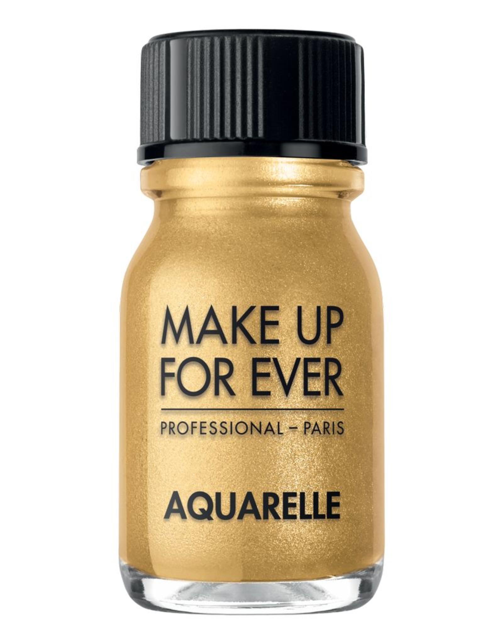 MUFE AQUARELLE 10ml N315 or /  gold