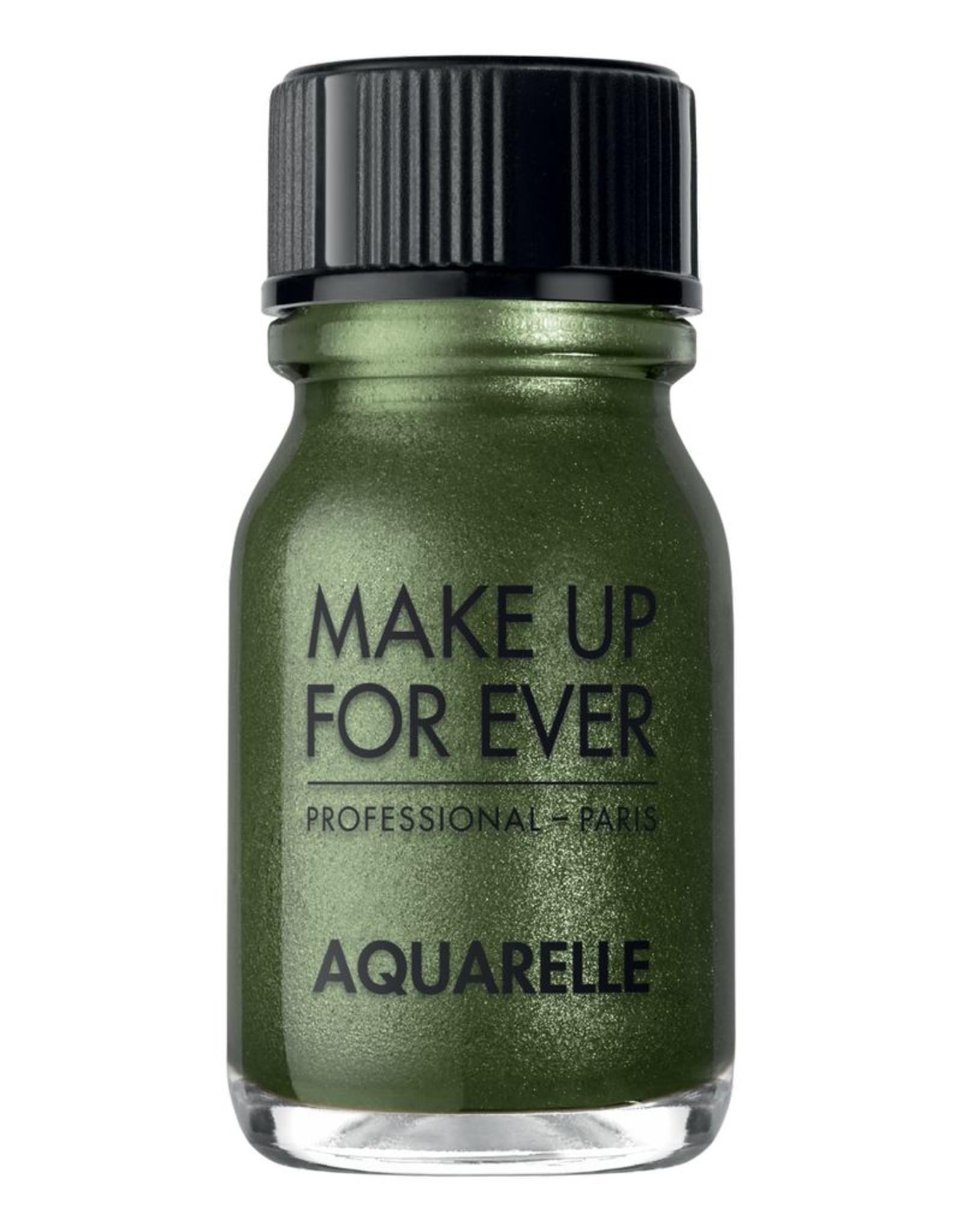 MUFE AQUARELLE 10ml N317 vert feuille /  leaf green