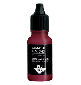 MUFE CHROMATIC MIX 13ML (Base Oil) #14 Rouge / Red