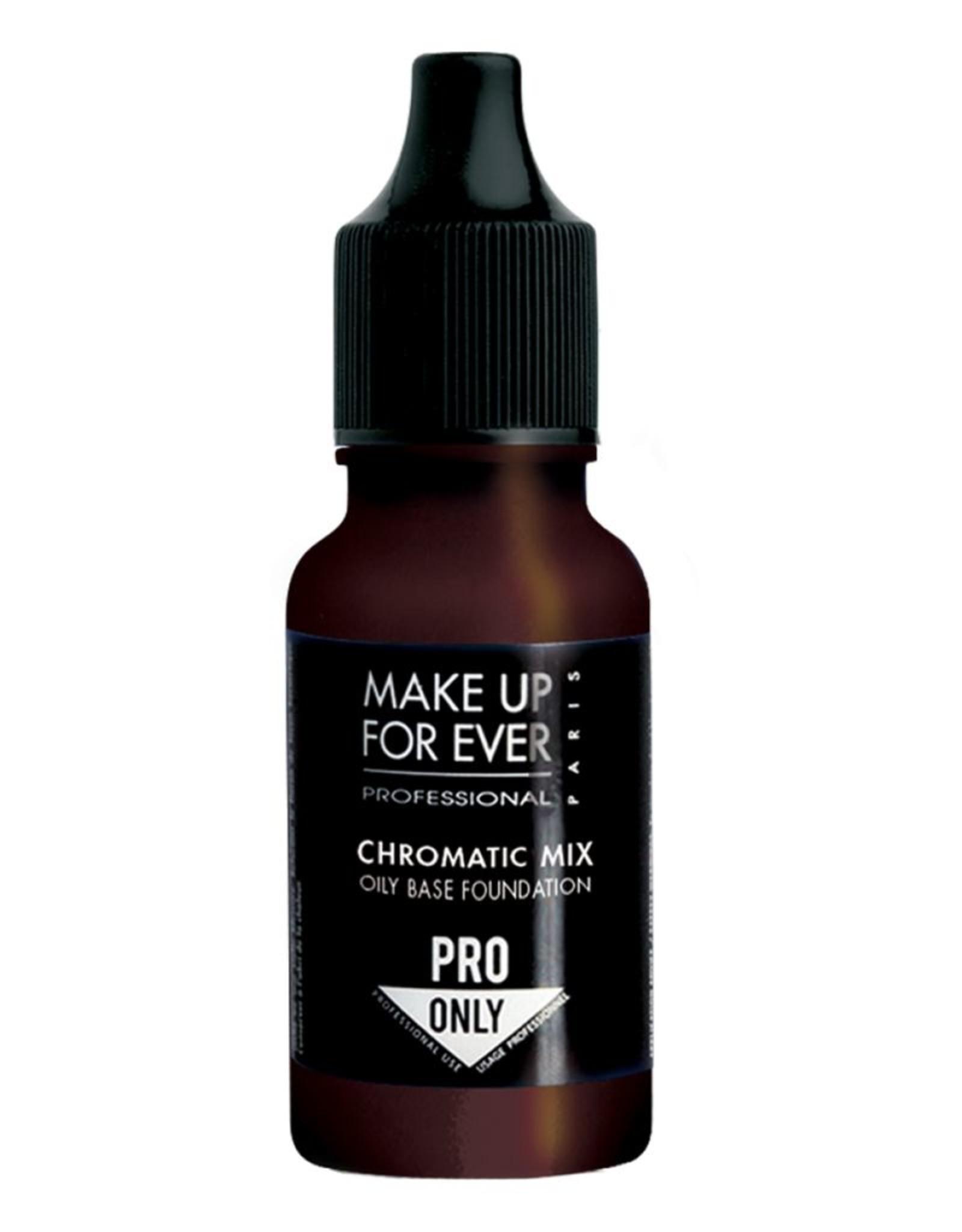 MUFE CHROMATIC MIX 13ML (Base Oil) #15 Brun / Brown
