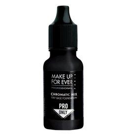 MUFE CHROMATIC MIX 13ML (Base Oil) #16 Noir / Black