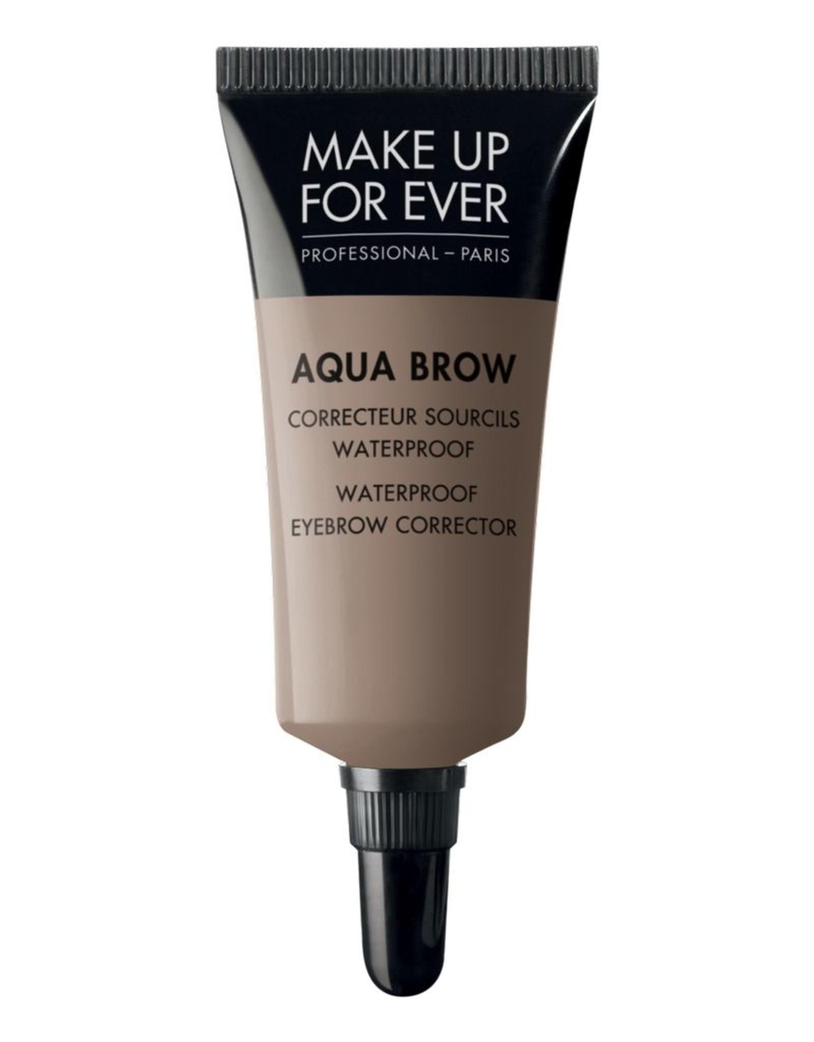 MUFE AQUA BROW 7ml (recharge uniquement)#10 Blond Clair / Light Blond