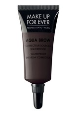 MUFE AQUA BROW 7ml (recharge uniquement)#40 Brun-noir / Brown-black