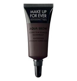 MUFE AQUA BROW 7ml (recharge uniquement)#40 Brun-noir / Brown-black