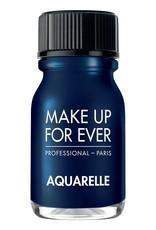 MUFE AQUARELLE 10ml N304 bleu nuit /  dark blue