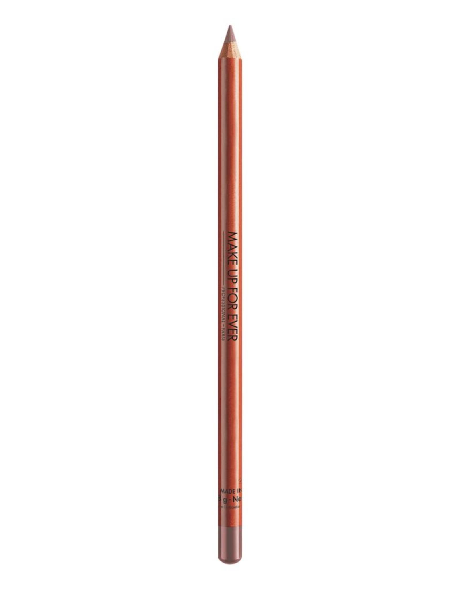 MUFE CRAYON LEVRES 1,8g N37 brun cuivre /  copper brown