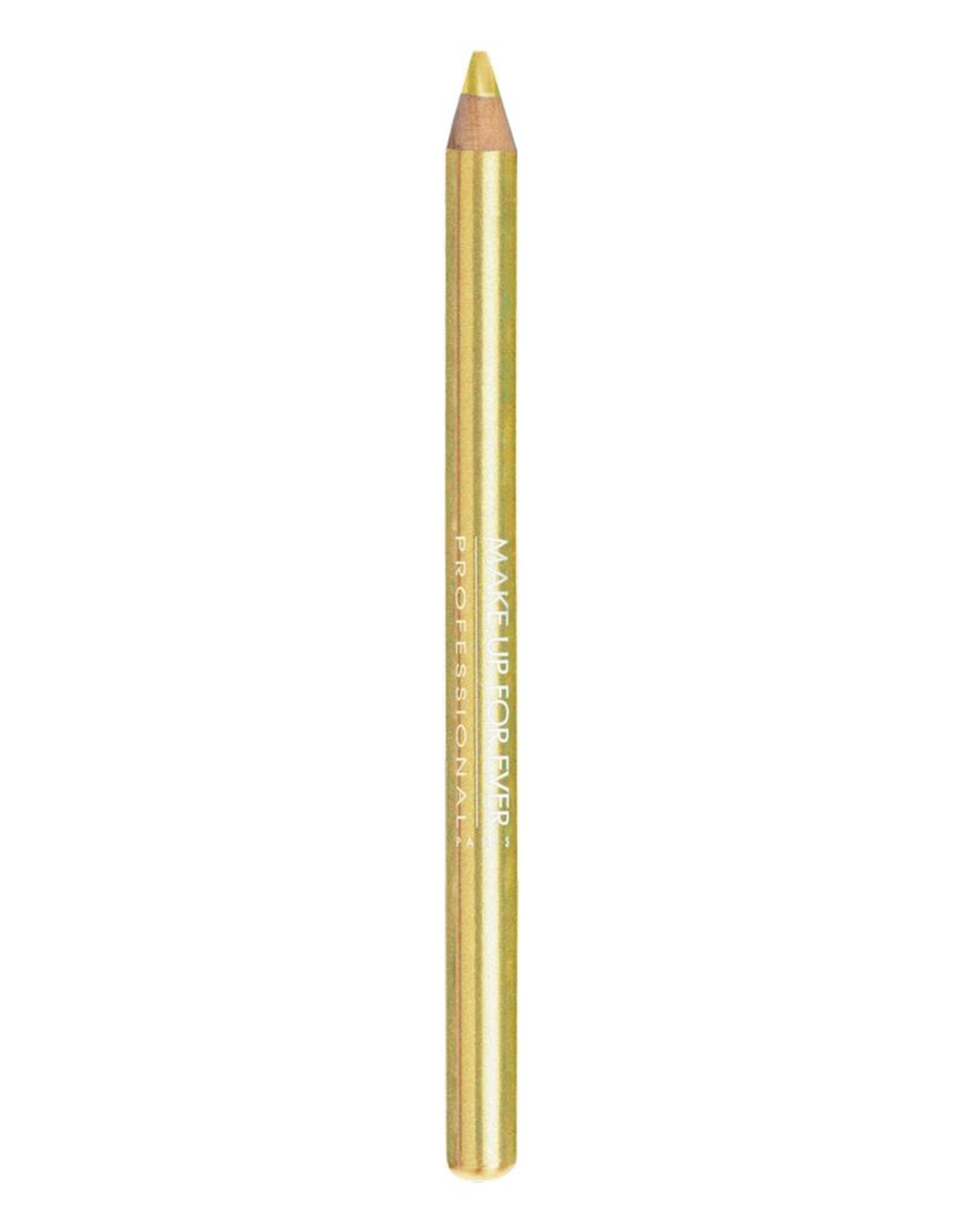 MUFE CRAYON KHOL 1,14g7K - metal dore / metal gold  (MB 354 look gold ic™ne)