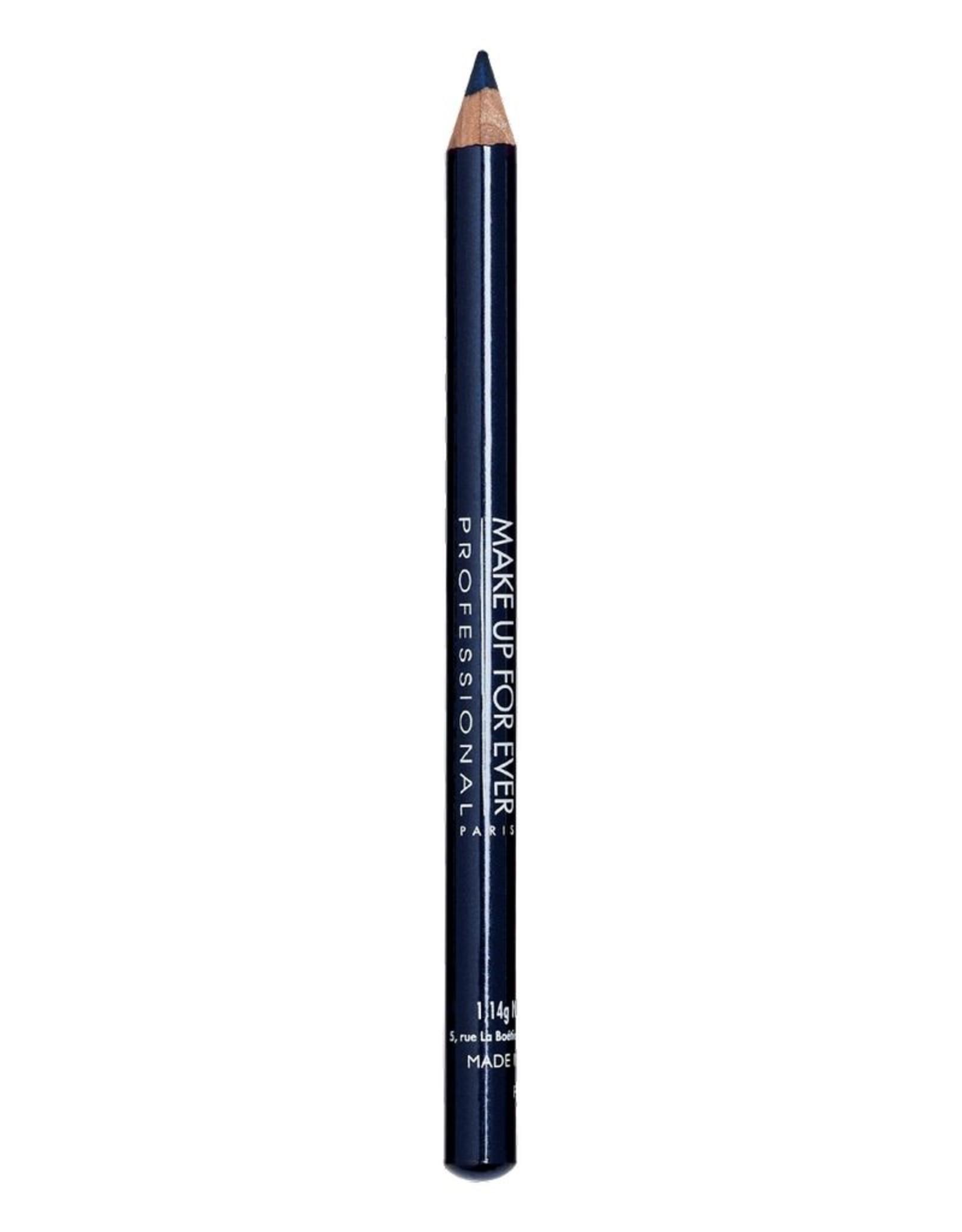MUFE CRAYON KHOL 1,14g8K - bleu profond nacre / pearly deep blue   (MB391 Smoky Couleur)