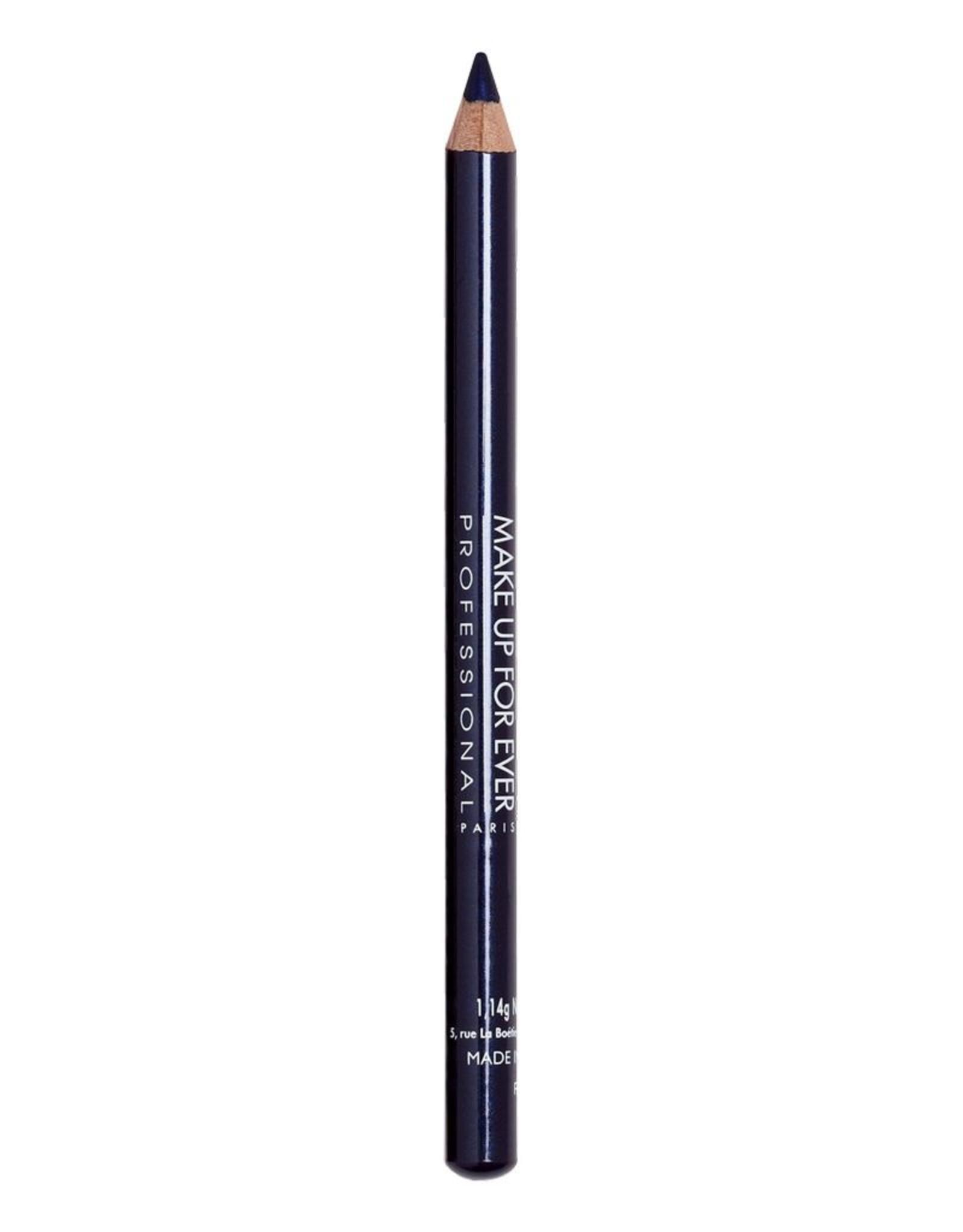 MUFE CRAYON KHOL 1,14g10K - noir violet nacre / pearly black purple   (MB391 Smoky Couleur)