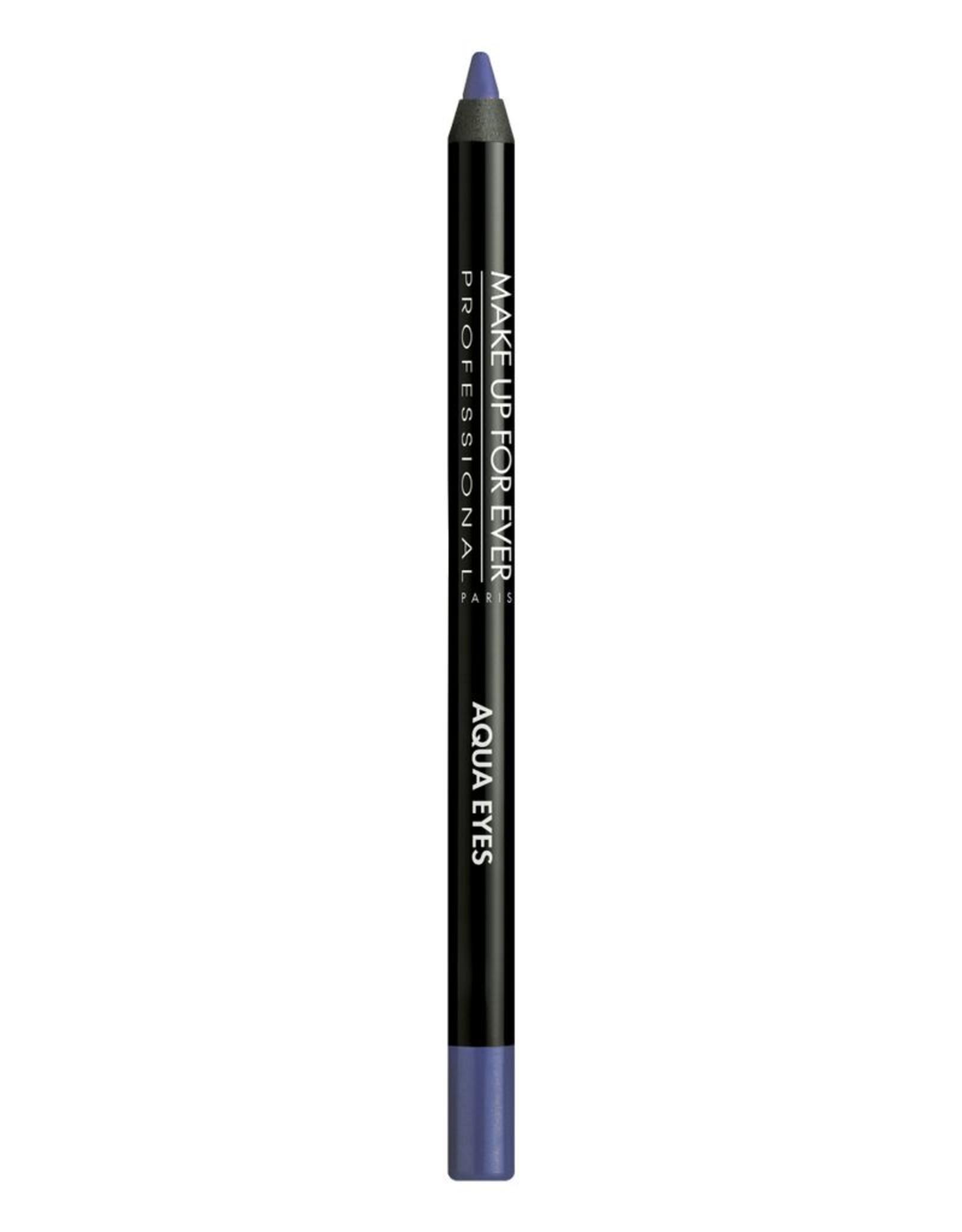MUFE AQUA EYES CRAYON YEUX WTP NACRE 1,2g 3L bleu marine irise / iridescent navy blue