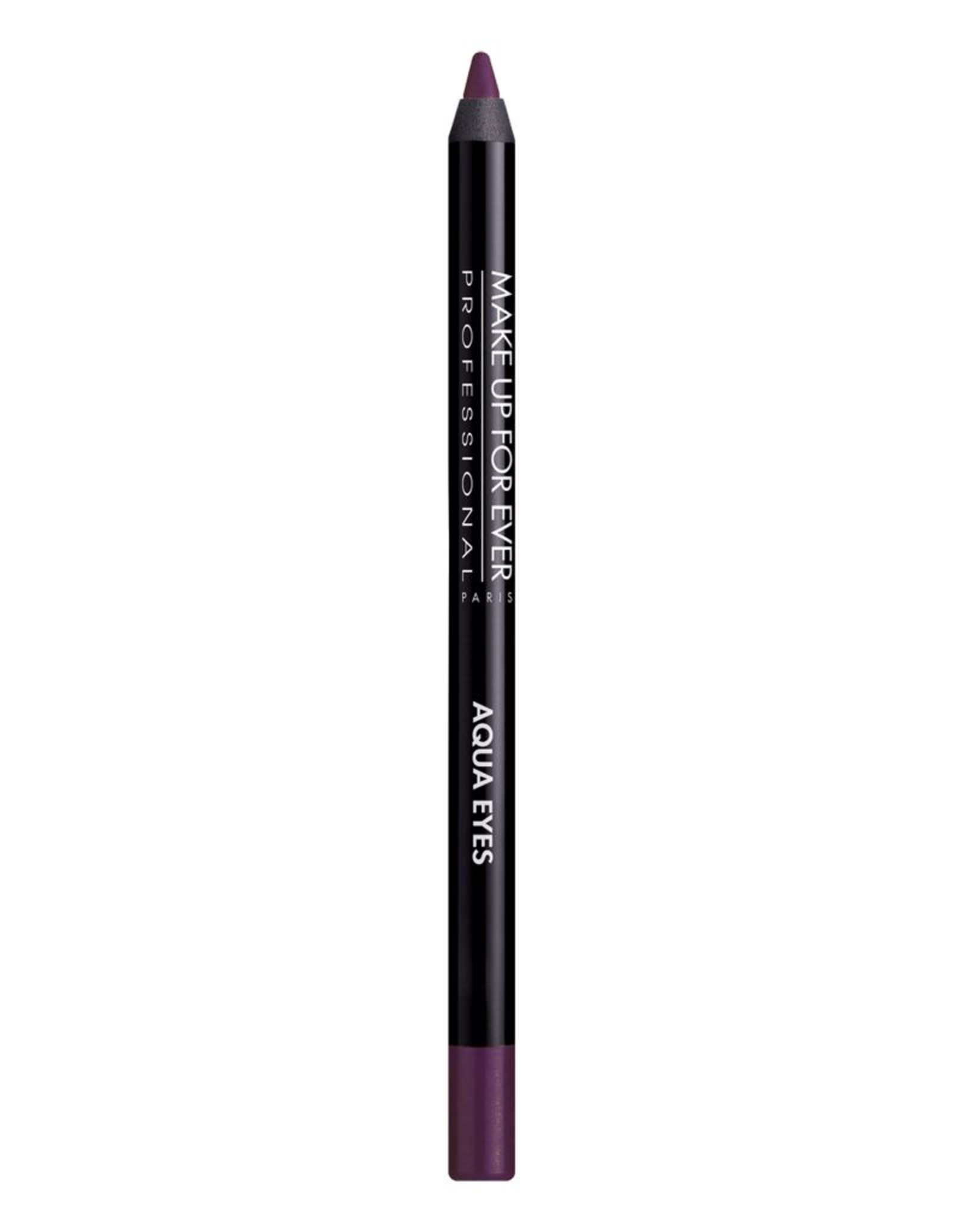 MUFE AQUA EYES CRAYON YEUX WTP NACRE 1,2g 6L noir reflets violets