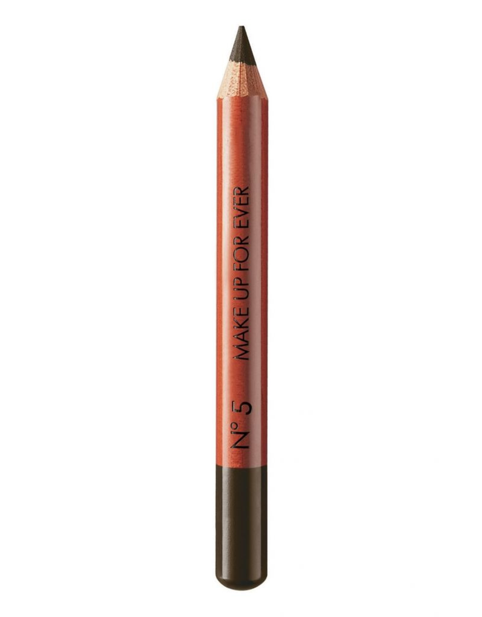 MUFE CRAYON SOURCILS 1,29gN5 brun noir / brown black