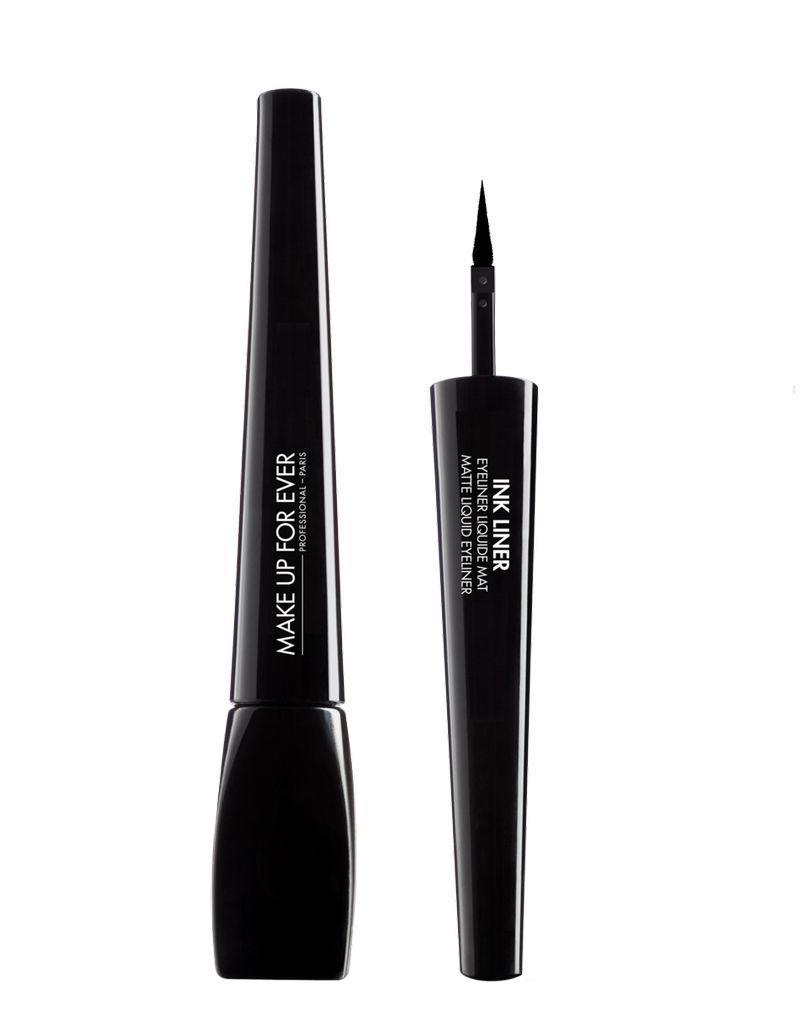 MUFE INK LINER - Liquid Matte Black 3,5 ml