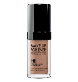 MUFE FOND DE TEINT HD 30ML (invisible) N160 beige dore / golden beige