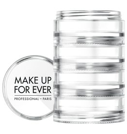 MUFE BOITIERS EMPILABLES VIDES / EMPTY STACKABLE CASES