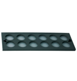 MUFE PLATEAU 12 FARDS VIDE / EMPTY 12 COLOR TRAY   (MB419)