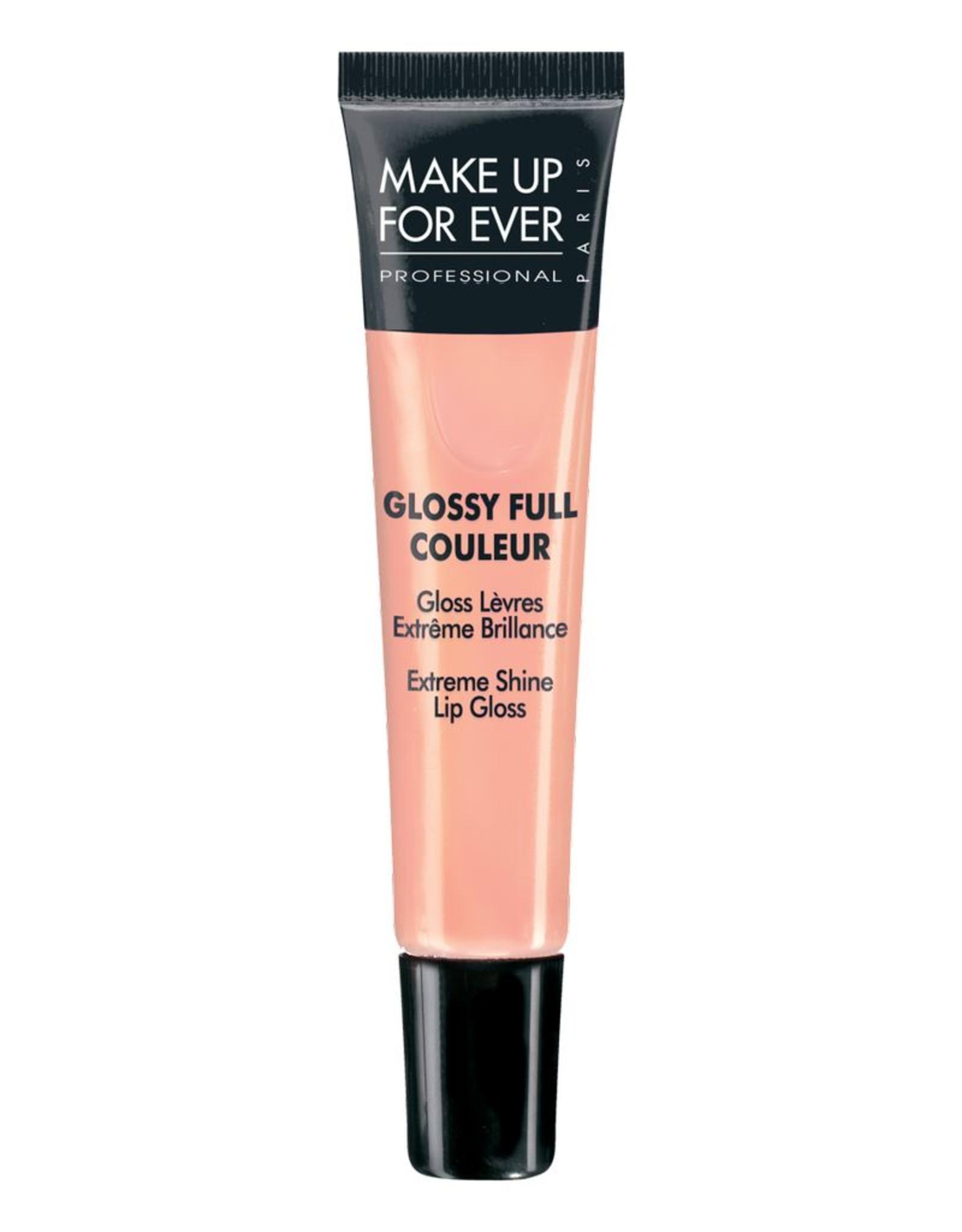MUFE GLOSSY FULL COULEUR 10mlN6 rose profond  /  deep rose