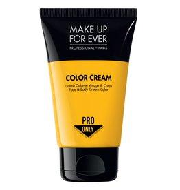 MUFE COLOR CREAM 50ml N504 jaune /  yellow