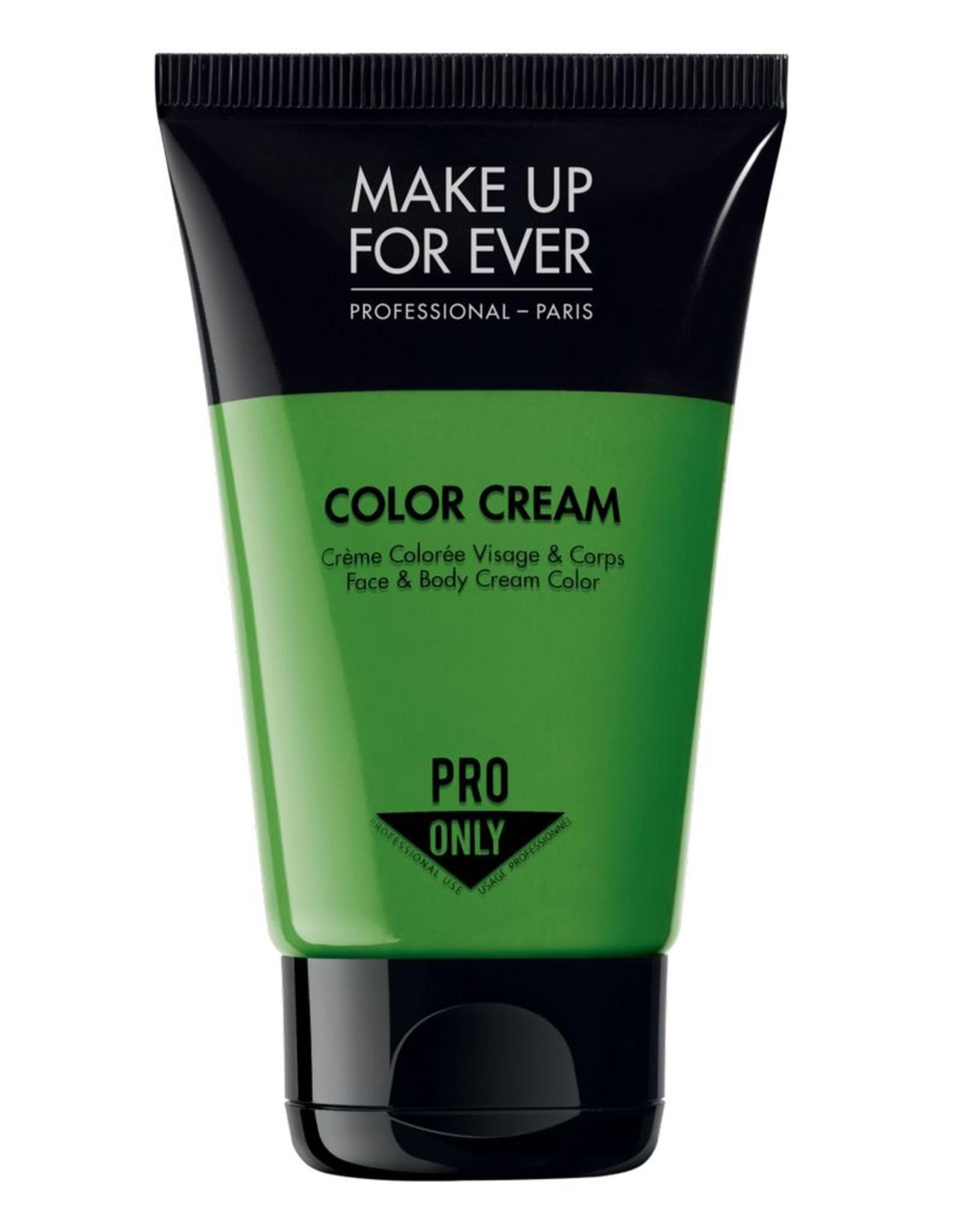 MUFE COLOR CREAM 50ml N514 vert feuille /  leaf green