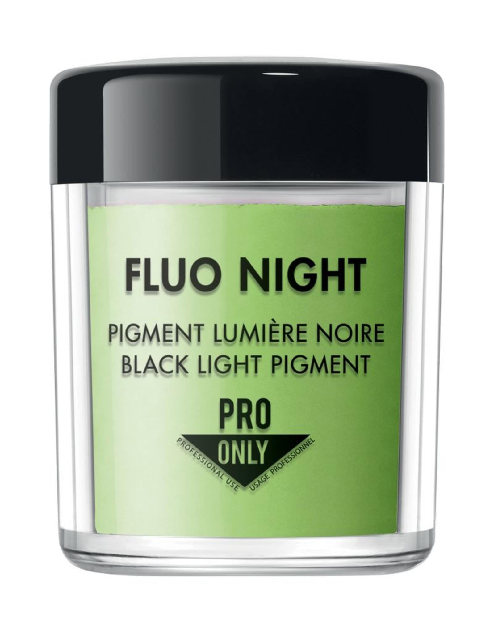 MUFE FLUO NIGHT  3g N33 vert / green