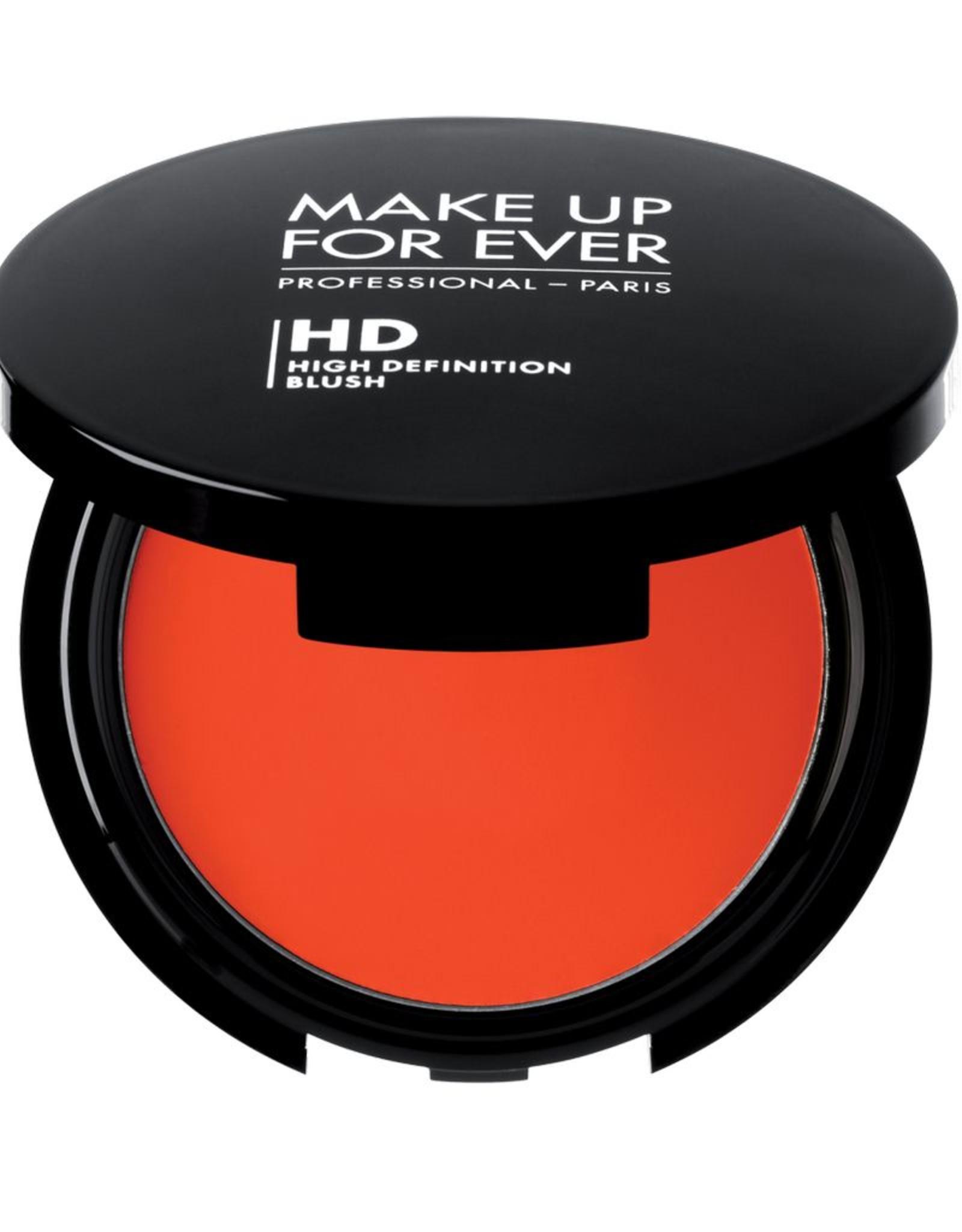 MUFE HD BLUSH CREME 2.8G#515: Tangerine