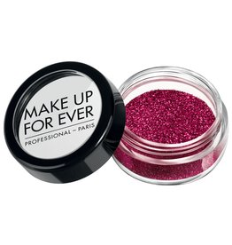 MUFE PAILLETTES FINES 4g N7 - rouge / red