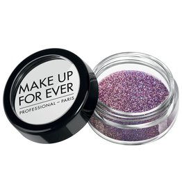 MUFE PAILLETTES FINES 4g N12 - rose multicolore / pink multicolored