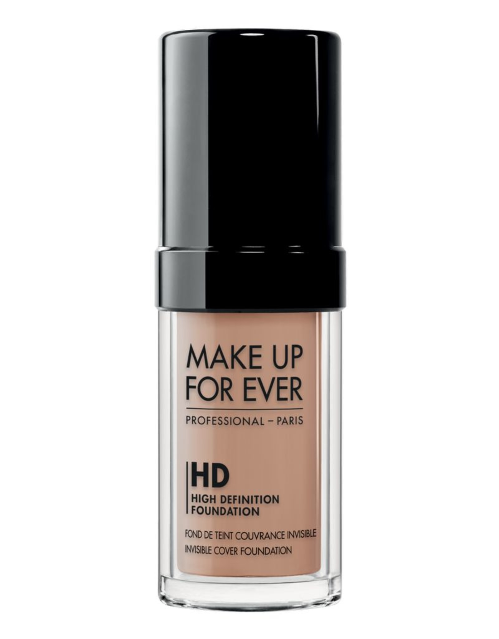 MUFE FOND DE TEINT HD 30ML (invisible) N125 sable / sand